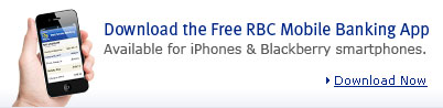 Download the Free RBC Mobile Banking App